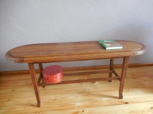 bijzettafel op maat meubelmaker Cirkel Hout