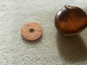 restmateriaal meubelmaker Cirkel Hout