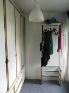 kledingkast meubelmaker Cirkel Hout