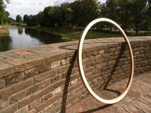 ritueel object meubelmaker Cirkel Hout